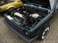 Turbolader, Lack und Chrom