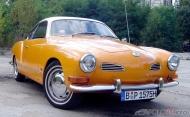 Volkswagen Karmann Ghia von Orangina