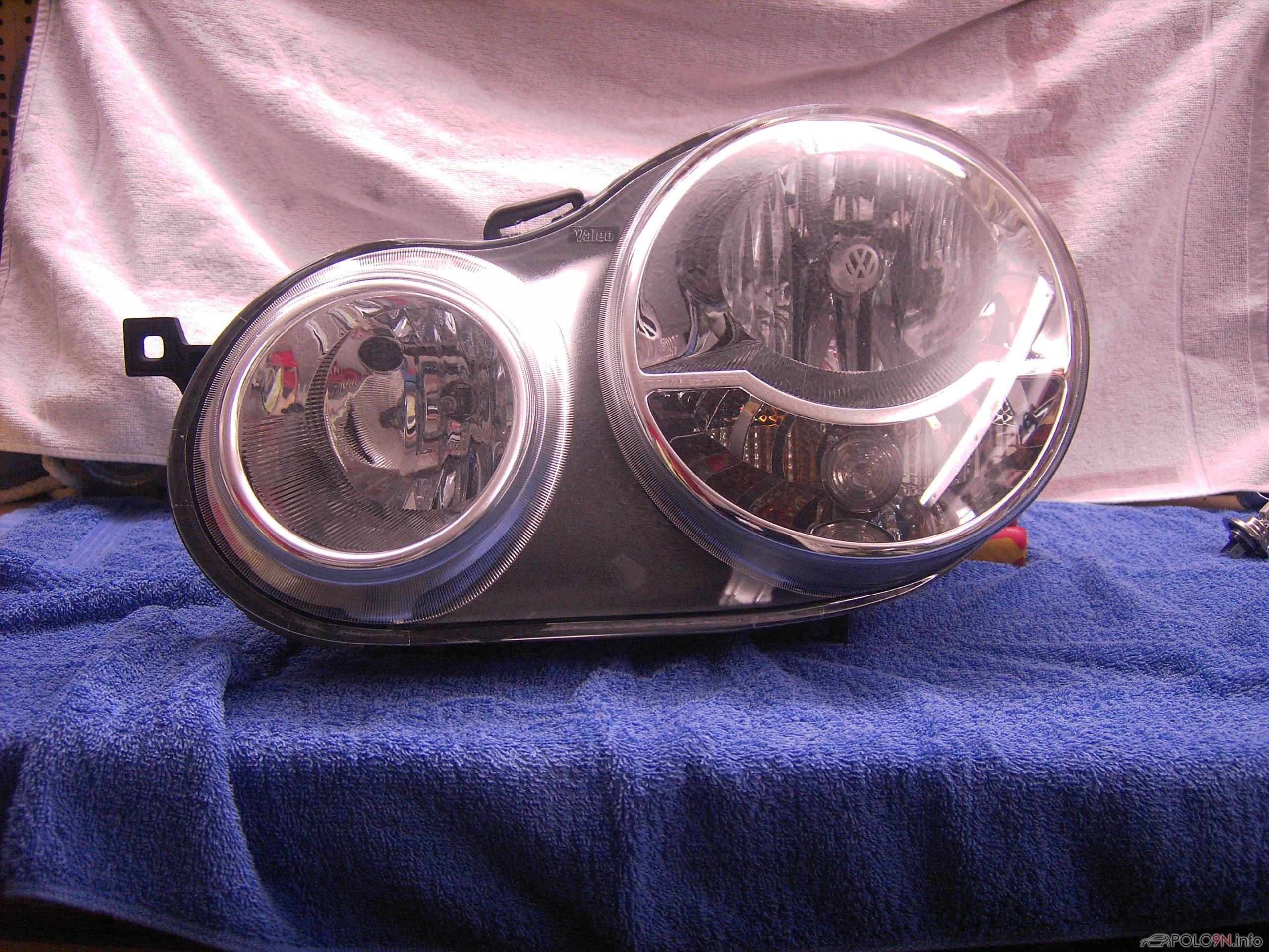 Golf 5 Lampen : Foto aus dem ordner bilder mein polo n allgemein von