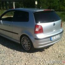 Mitglieder-Profil von VW-XX-321(#18270) aus Neustadt - VW-XX-321 präsentiert auf der Community polo9N.info seinen VW Polo