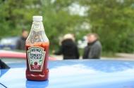 Heinz darf auf keinem Treffen fehlen :-/