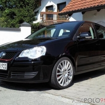 Mitglieder-Profil von Steffl(#6015) aus Kaufbeuren - Steffl präsentiert auf der Community polo9N.info seinen VW Polo