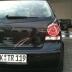 Das war das erste Striping für das auto ;-)