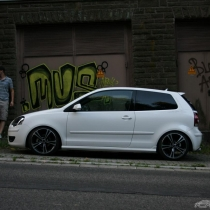 Mitglieder-Profil von WhiteBlack(#551) aus Hockenheim - WhiteBlack präsentiert auf der Community polo9N.info seinen VW Polo
