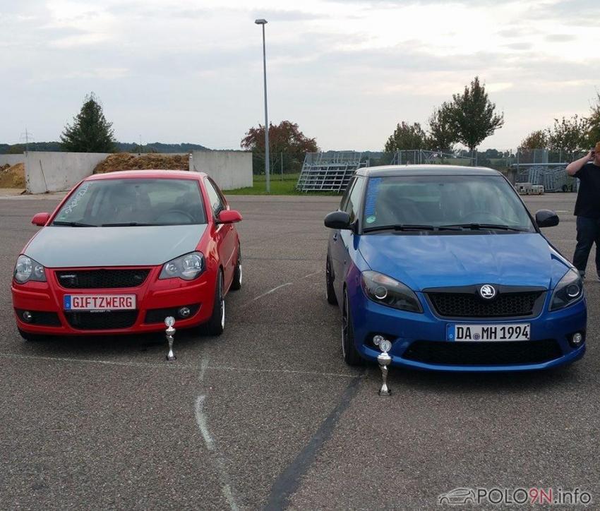 3. Platz beim Treffen von Insane in Ilshofen :)