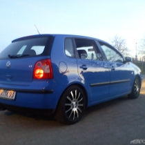 Mitglieder-Profil von Timo93_9n(#16583) aus Immenstaad - Timo93_9n präsentiert auf der Community polo9N.info seinen VW Polo