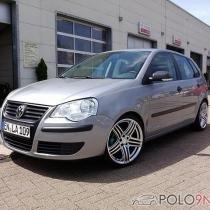Mitglieder-Profil von 9N391(#26346) - 9N391 präsentiert auf der Community polo9N.info seinen VW Polo