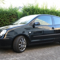 Mitglieder-Profil von BlackPoloIV(#14900) aus Frankfurt am Main - BlackPoloIV präsentiert auf der Community polo9N.info seinen VW Polo