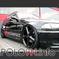 Mitglieder-Profil von Blink Blink(#1567) aus Wolfsburg - Blink Blink präsentiert auf der Community polo9N.info seinen VW Polo