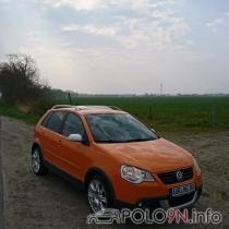 Mitglieder-Profil von Crossi 70(#36322) aus Ihlow - Crossi 70 präsentiert auf der Community polo9N.info seinen VW Polo