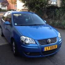 Mitglieder-Profil von huby95(#20321) - huby95 präsentiert auf der Community polo9N.info seinen VW Polo