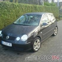 Mitglieder-Profil von kornundsprite(#787) aus Papenburg - kornundsprite präsentiert auf der Community polo9N.info seinen VW Polo