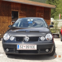 Mitglieder-Profil von m3lani3(#20778) - m3lani3 präsentiert auf der Community polo9N.info seinen VW Polo