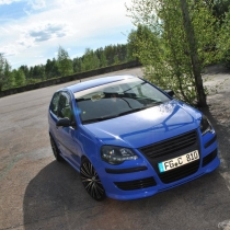 Mitglieder-Profil von Mahony(#5247) aus Langhennersdorf - Mahony präsentiert auf der Community polo9N.info seinen VW Polo
