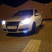 Mitglieder-Profil von Mirco2302(#30309) aus Lautertal - Mirco2302 präsentiert auf der Community polo9N.info seinen VW Polo