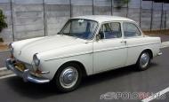 """Mein Zweiter: Der 1. """"Ponton-VW"""", für den es in Brasilien schon einen Vorläufer gab."""