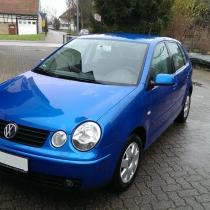 Mitglieder-Profil von Patci(#25817) - Patci präsentiert auf der Community polo9N.info seinen VW Polo