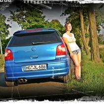 Mitglieder-Profil von Paule(#5414) aus Oberursel - Paule präsentiert auf der Community polo9N.info seinen VW Polo
