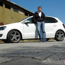 Mitglieder-Profil von purkutalec(#10788) aus Breisach - purkutalec präsentiert auf der Community polo9N.info seinen VW Polo