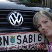 Mitglieder-Profil von sabi_6(#1123) aus bad vöslau - sabi_6 präsentiert auf der Community polo9N.info seinen VW Polo