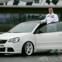 Mitglieder-Profil von speedstar(#46) aus Oberursel - speedstar präsentiert auf der Community polo9N.info seinen VW Polo