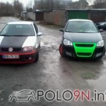 Mitglieder-Profil von StevenZech(#21562) - StevenZech präsentiert auf der Community polo9N.info seinen VW Polo