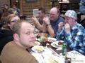 Leckerer Treffenausklang im Roadstop Essen