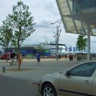 in der Hafencity