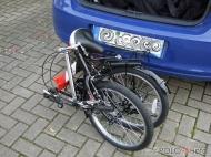 Tochterfahrzeug KS-Cycling Toulouse Faltrad 20