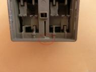 Umbau Fensterheberschalter von fabkuhl