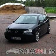 VW Polo 9N   Audi S6 18 Zoll  von schute93