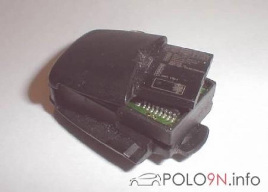 mercedes schlüssel batterie wechseln