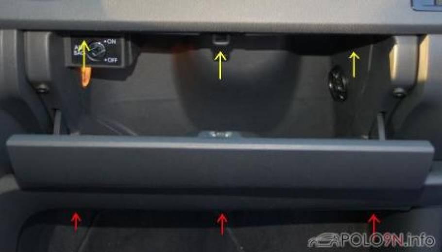 Auto Kühlschrank Handschuhfach : Klimatisiertes handschuhfach nachrüsten polo9n.info
